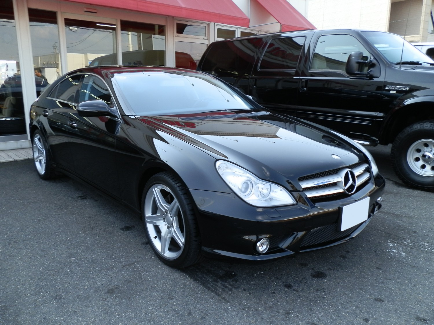 Image gallery 2009 cls 550 amg for 550 amg mercedes benz